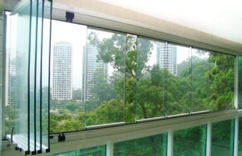 Fechar Varanda de Apartamento Preço na Aquiraz - Varanda de Vidro
