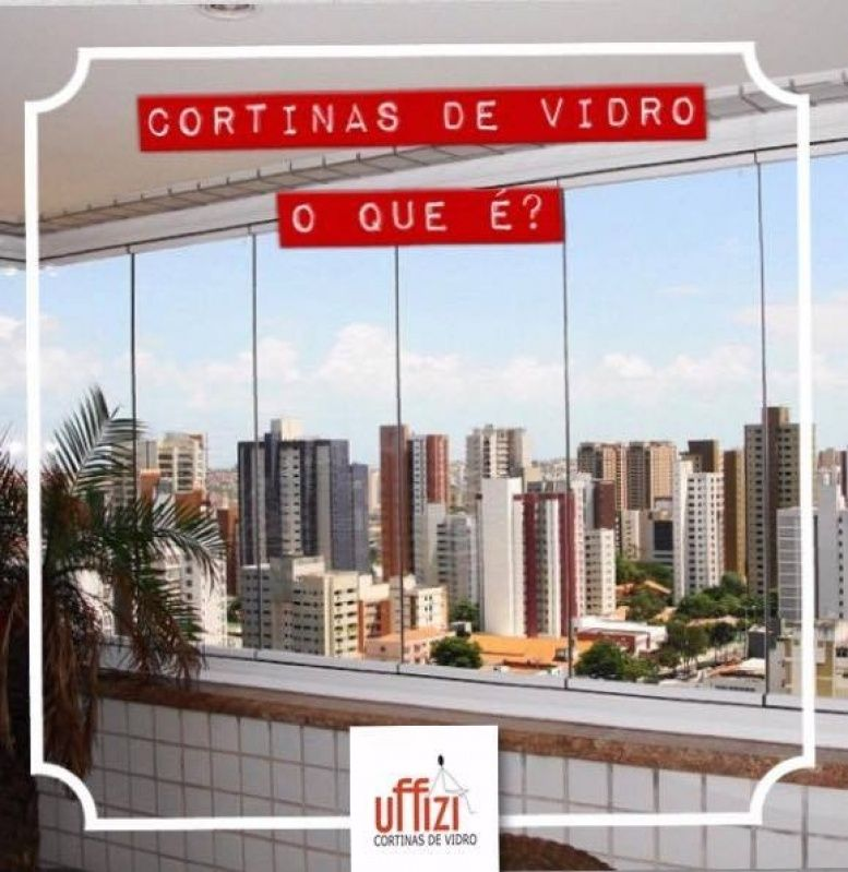Fechar Varandas em Fortaleza - Varanda de Vidro Temperado