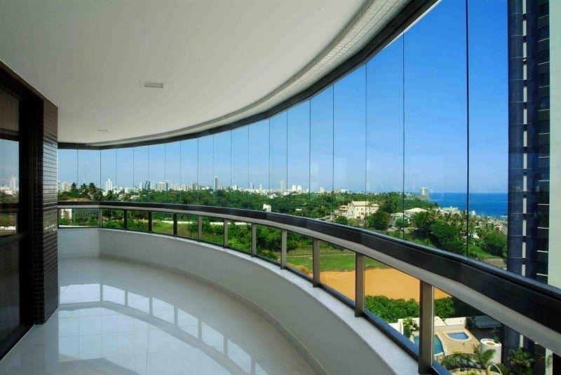 Onde Encontrar Envidraçamento de Varandas CE em Fortaleza - Varanda de Vidro Temperado