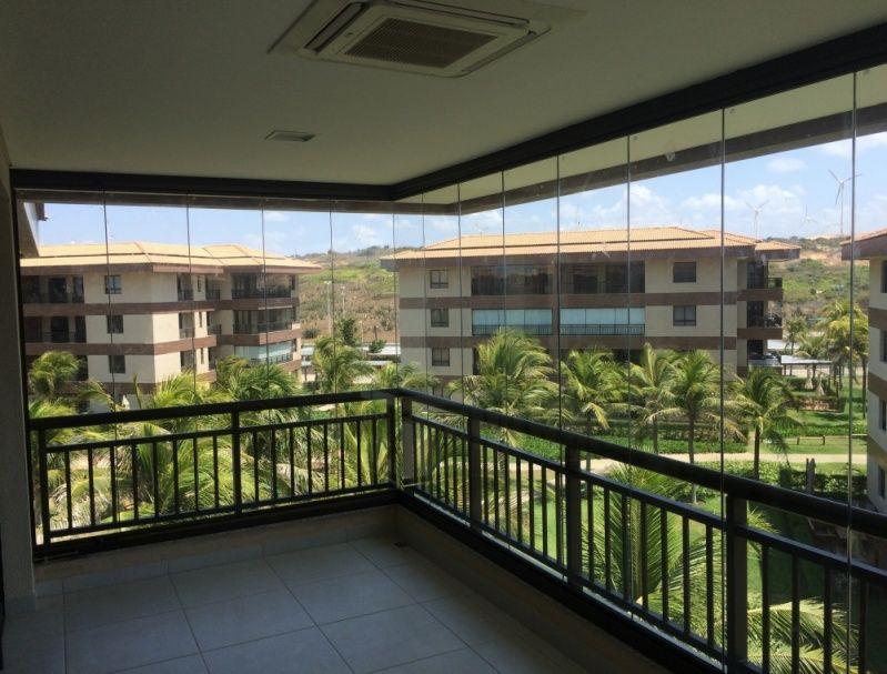 Quanto Custa Cortina de Vidro de Correr Ceará - Instalação de Cortina de Vidro