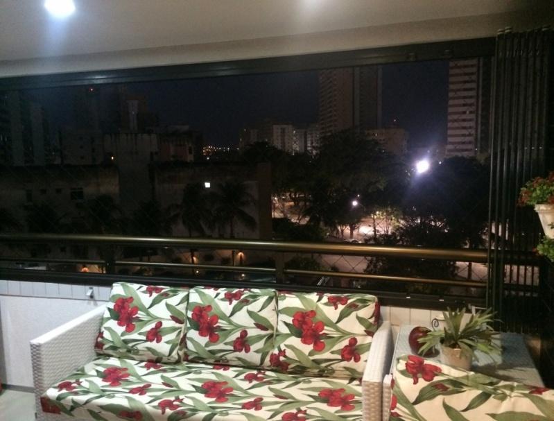 Quanto Custa Cortina de Vidro Varanda Aquiraz - Cortina de Vidro em Apartamento