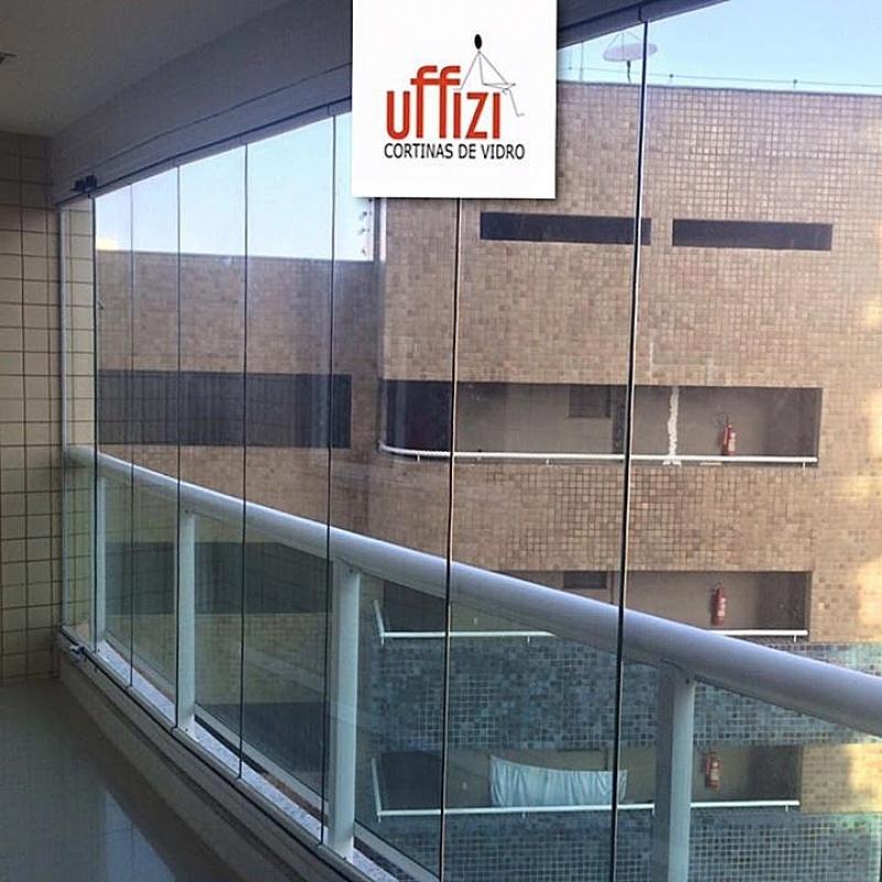Quanto Custa Envidraçamento de Varanda Predial Ceará - Envidraçamento para Varanda com Vidro Reflexivos