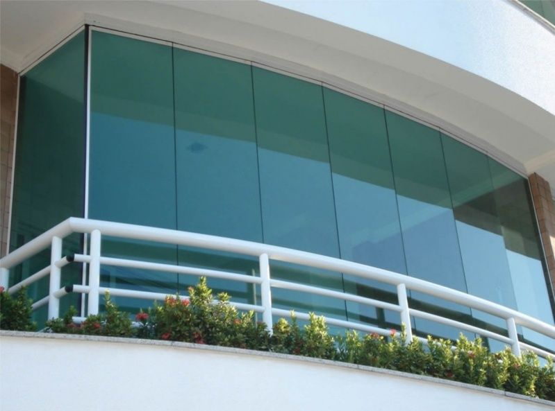 Quanto Custa Fechar Varanda com Vidro em Fortaleza - Varanda de Vidro