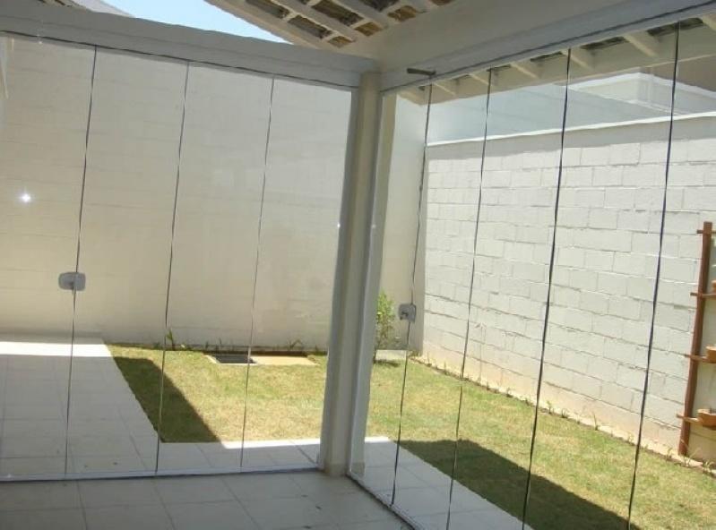 Sacadas com Vidro Retrátil Fortaleza - Sacada com Vidro