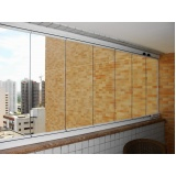 barato cortina de vidro automatizada Caucaia