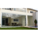 cortina de vidro automatizada preço Ceará