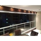 cortina de vidro deslizante preço na Aquiraz