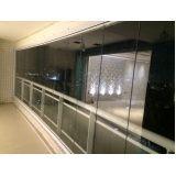 cortina de vidro para fechamento de varanda