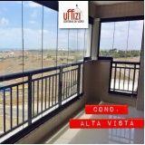 cortinas de vidro para sacadas Ceará