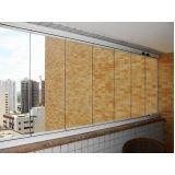 cortinas de vidros no CE Ceará