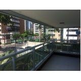 empresa de envidraçamento de varandas no CE em Fortaleza