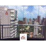 empresa de varandas com vidro para apartamento Ceará