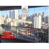 envidraçamento de sacadas com vidro laminado preço em Fortaleza