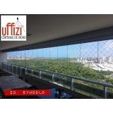 envidraçamento de varanda com vidro laminado preço Fortaleza