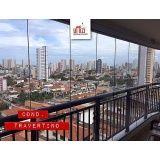 envidraçar varandas com vidro em Fortaleza