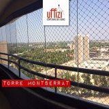 fechamento da varanda com vidro em Fortaleza