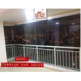 fechamento de sacadas em vidro em Fortaleza