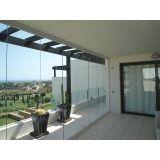fechamento de varandas com vidro Ceará