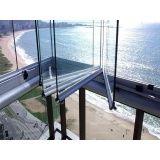 fechamento varandas vidro preço em Fortaleza