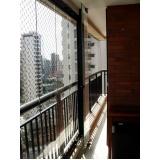 cortina de vidro em varanda