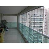 onde encontrar fechamento em vidro de sacada em Fortaleza