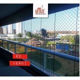 onde encontrar vidro para varanda em Fortaleza