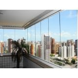 onde fechar varandas com vidro em Fortaleza