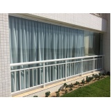 quanto custa cortinas de vidro deslizante painel Ceará