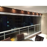 quanto custa cortinas de vidro deslizante para apartamento Ceará