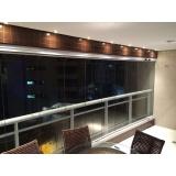 quanto custa cortinas de vidro deslizante para sacada Ceará