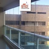quanto custa envidraçamento de varanda automatizado Fortaleza