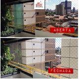 quanto custa envidraçamento de varanda preço em Fortaleza