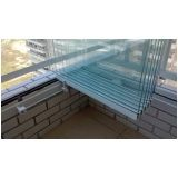 quanto custa fechamento em vidro de varanda em Fortaleza