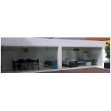 quanto custa fechar sacada com vidro em Fortaleza