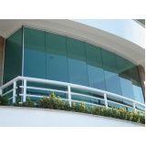 quanto custa fechar varanda com vidro em Fortaleza
