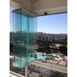 quanto custa varanda de vidro temperado em Fortaleza