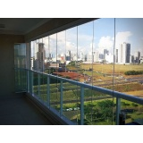 quanto custa varandas com vidro laminado Ceará