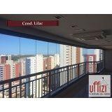 quanto custa vidro temperado para varanda em Fortaleza