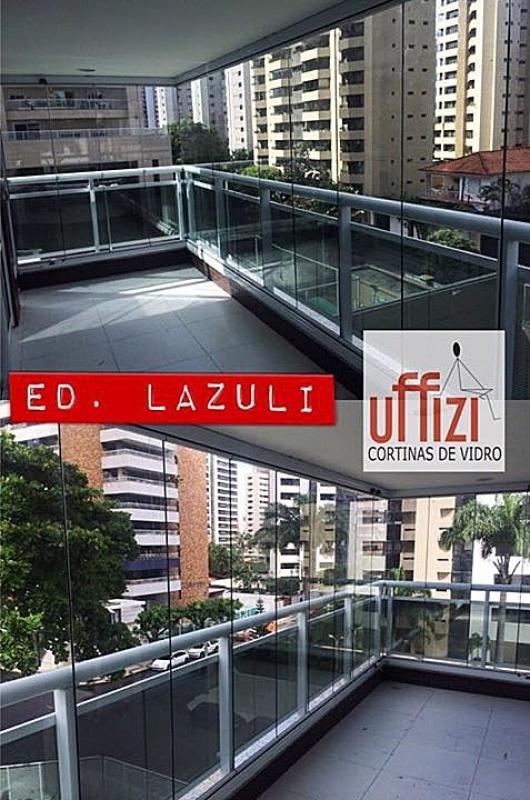 Varandas com Vidro para Apartamento Preço Ceará - Sacada com Vidro de Correr